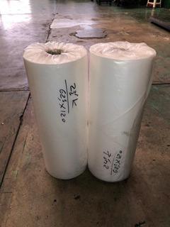 Rollo Plástico Termoencogible 62,5cm 120micras Precio Por Kg