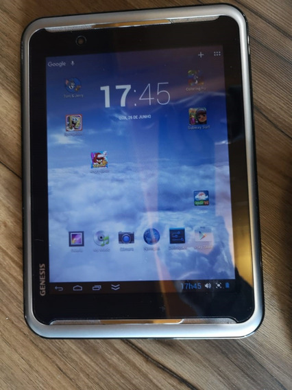 Tablet Genesis 8 (somente Para Peça)