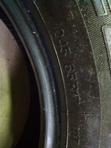 Imagen 1 de 8 de Gomas Bridgestone Dueler H/t 245/65 R 17 Amarok O Similar