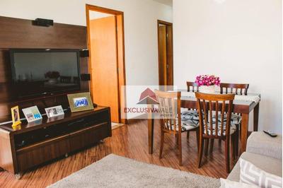 Apartamento Com 3 Dormitórios À Venda Por R$ 425.000 - Jardim Sul - São José Dos Campos/sp - Ap2304