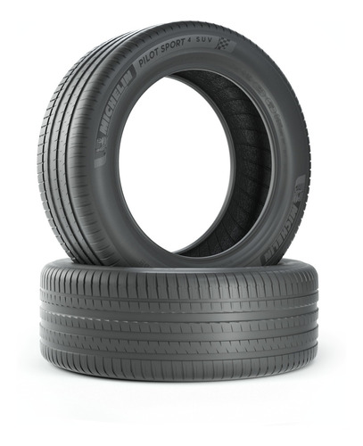 Imagen 1 de 7 de Kit X 2 Neumáticos 265/45-20 Michelin Pilot Sport 4 Suv 108y