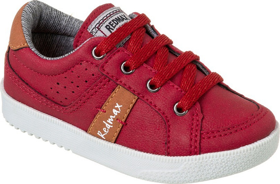 Sapatênis Casual Infantil Menino Redmax 3582-599