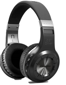 Headphone Bluetooth Bluedio H+ Turbine Super Premium!!