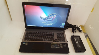 Asus Republic Of Gamers, 24 Gb Ram, 75vw Intel I7 2.4ghz