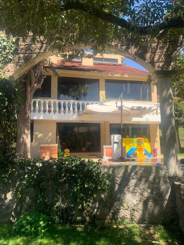 Imagen 1 de 30 de Hermosa Residencia En Chiluca