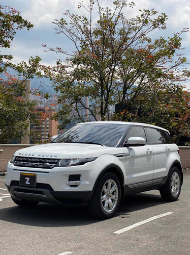 Land Rover Evoque Si4 2.0