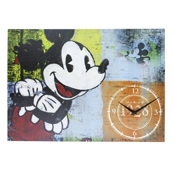 Relógio Mickey - Colors - Disney - Mabruk