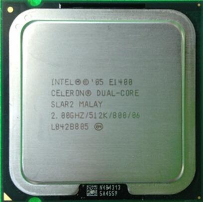 Processador Intel Celeron Dual Core E1400 2.00ghz