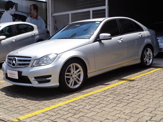 Mercedes-benz C 180 Mercedes C180 Sport Cgi Turbo 1.6 16v Au