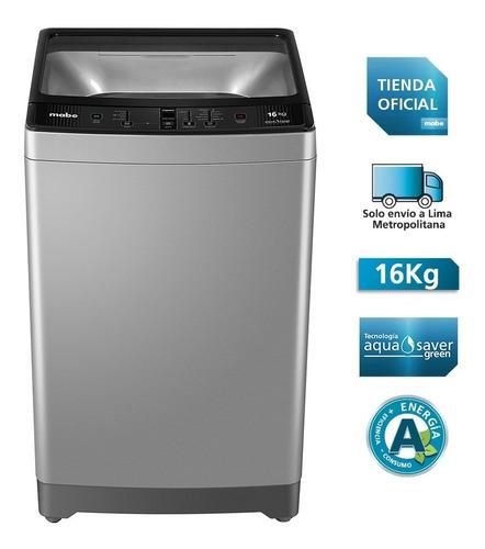 Lavadora Automática 16kg Mabe Lma6120wpbb0