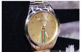 Relógio Feminino Gucci Dourado