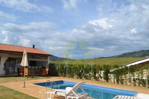 Casa Com 3 Dormitórios À Venda, 210 M² Por R$ 1.100.000,00 - Figueira Garden - Atibaia/sp - Ca1287
