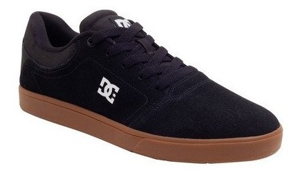 Tênis Dc Shoes Crisis La Black/white/gum