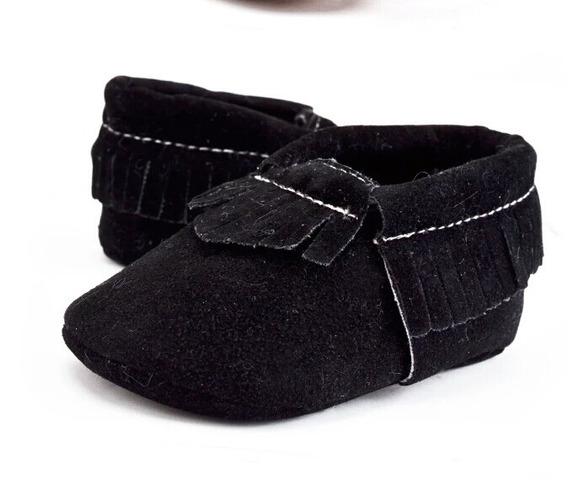 Zapatos Bebe Negro, Moda Asiática