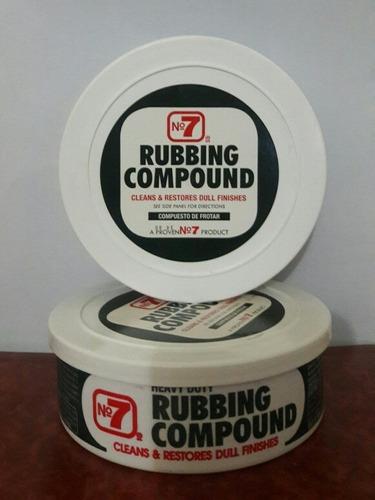 Cera N°7 Rubbing Compound 284gr