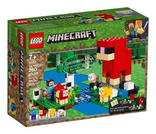 Lego® Minecraft - La Granja De Lana (21153)