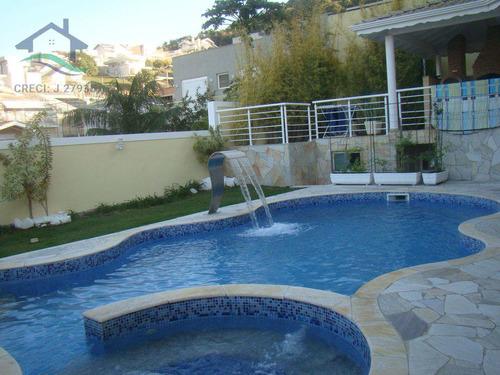 Imagem 1 de 30 de Casa De Condomínio Com 4 Dorms, Condomínio Residencial Água Verde, Atibaia - R$ 1.65 Mi, Cod: 1608 - V1608