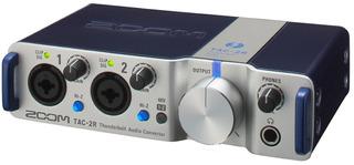 Zoom Tac-2r - Nueva Interfaz Thunderbolt