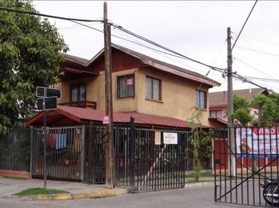 Plaza De Maipú- La Colonia- Av. Pajarito