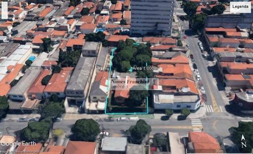 Casa Verde - Terreno / Imóvel De 1.000m² - Te0129