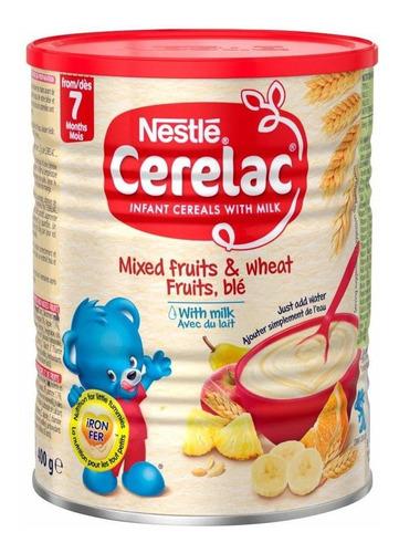 Imagen 1 de 1 de Cerelac Mixed Fruit 14.11 Oz (3 Pack)