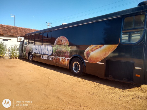 Motorhome Lanches Food Truck