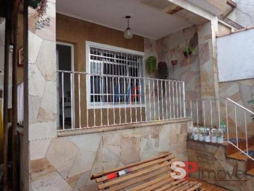 Imagem 1 de 7 de Ref 6636 -  Casa De Esquina Bem Ventilado,espaçoso 1  Km Do Metro Sacomã - 6636