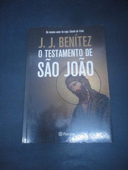 Livro O Testamento De São João