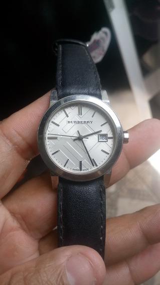 Relógio Suiço Burberry