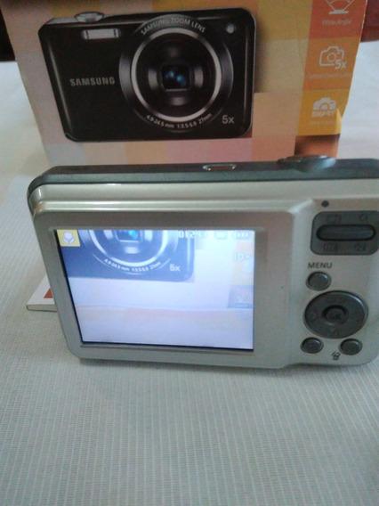Camera Usada S. Es65 C/caixa E Acessórios--leia Descrição