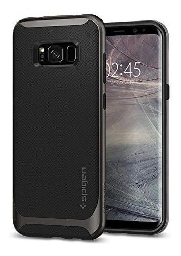 Funda Spigen Neo Hybrid Galaxy S8 En Espiga Con Protección