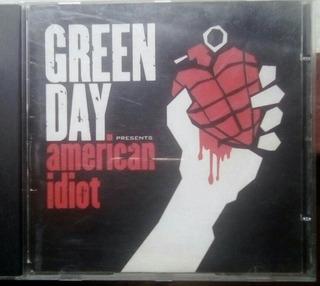 Cd Greenday American Idiot 2004