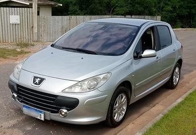 Peugeot 307 2.0 Feline, Aut, 2008