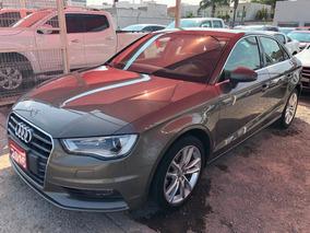 Audi A3 1.4t Sedán Attraction Aut 2016 Credito Recibo Aut Fi