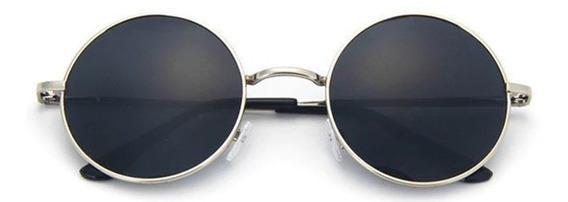 Óculos De Sol Redondo Vically