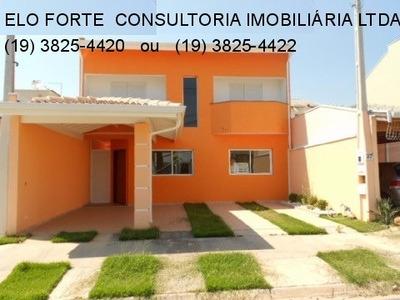 Casa A Venda, Villagio Di Itaici, Indaiatuba - Ca00414 - 2991500