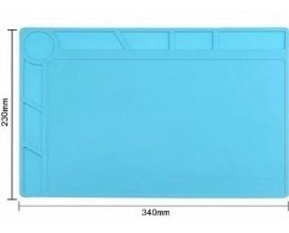 Manta Antiestática Silicona Individual 35 X 25 Cm