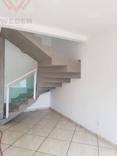 Sobrado C/02 Dormitórios  No Jd. Santa Marta - R$ 213.000,00 - 1703