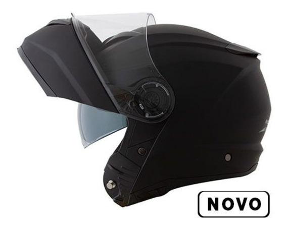 Capacete Moto Norisk Force Monocolor Articulado