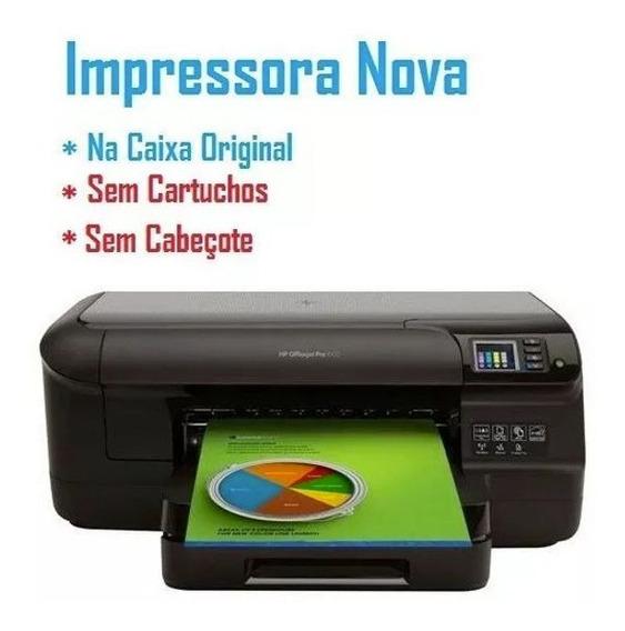 Impressora Hp 8100 Pro S/ Cabeça S/ Cartucho - Na Caixa