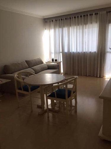 Imagem 1 de 7 de Flat Com 1 Dormitório Para Alugar, 63 M² Por R$ 3.000,00/mês - Alphaville Industrial - Barueri/sp - Fl0052