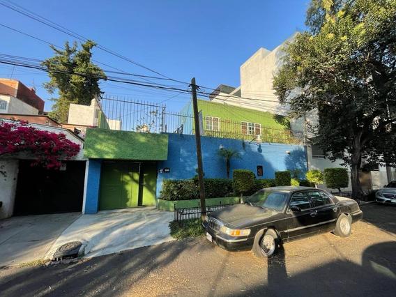 Casa En La Del Valle, Hermosa Casa Con Uso De Suelo H4/20