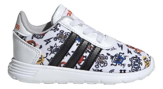 Zapatillas adidas Lite Racer Inf Niños Ee8568 On