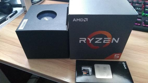 Processador Ryzen 5 + Placa Mãe+ Ssd M.2 120gb