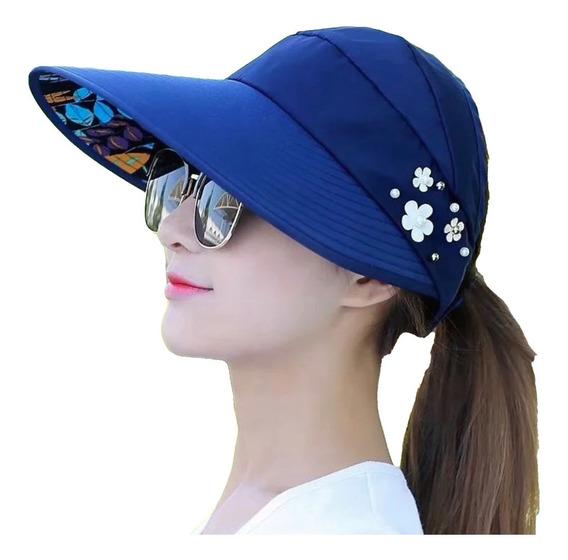 Sombrero Vicera Gorra Para El Sol Mujer