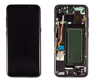 Modulo Display Lcd Samsung S8 G950 C/marco Original Pantalla