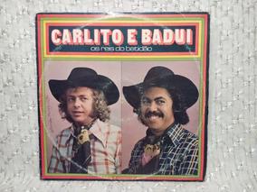 Lp Carlito & Badui Os Reis Do Batidão Código 02
