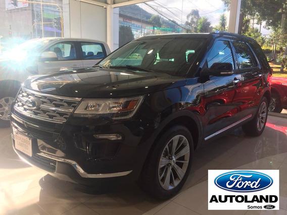 Ford Explorer Ltd 4x4 At 2019