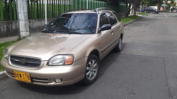 Chevrolet Esteem Glx Sw Modelo 2000