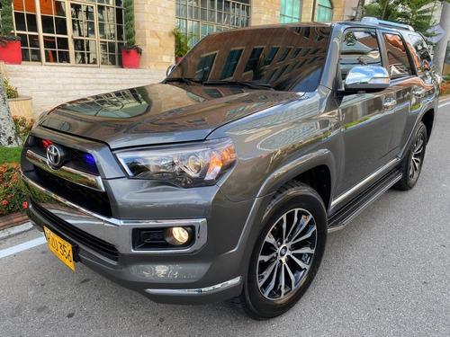 Toyota 4runner Limited 4.0 Blindaje 2 Plus Actualizada 2020